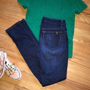 Joe's The Skinny Dark Wash Long Jeans